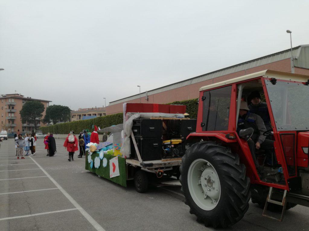 Carro Unità Pastorale 2018